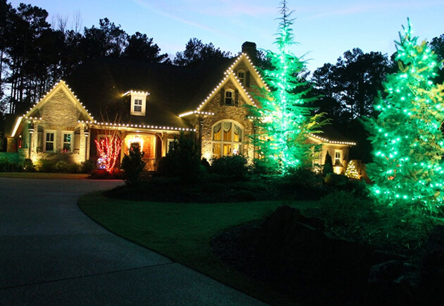PreviousNext - OC Christmas Light Installation Serving Orange County €� 714-386-7977